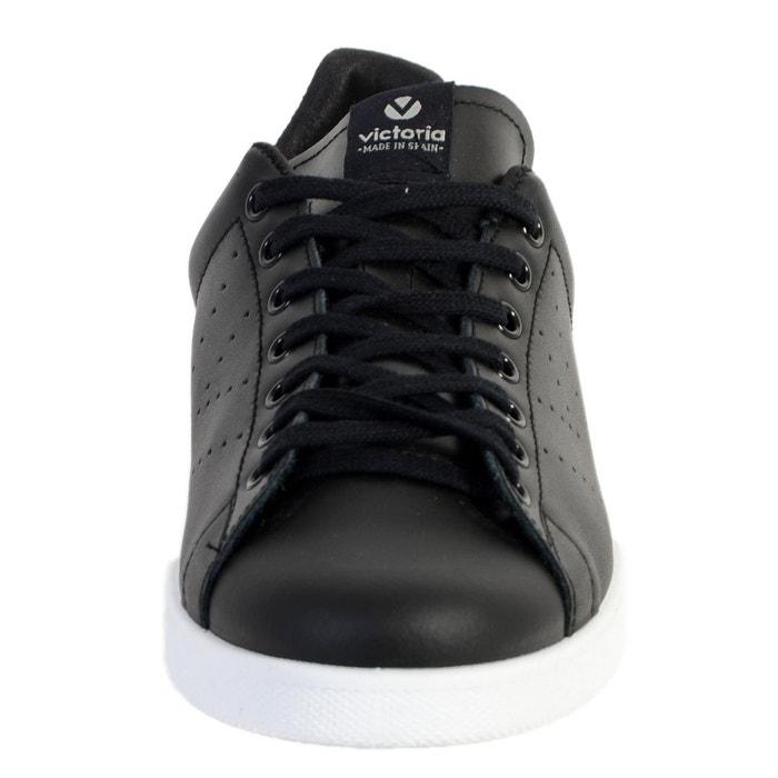Basket noir noir Victoria