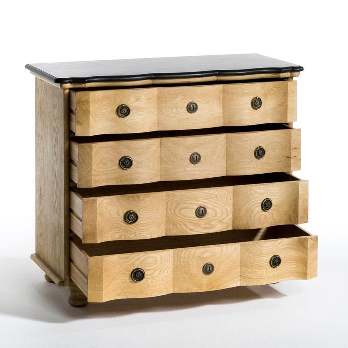commode pens e beige am pm la redoute. Black Bedroom Furniture Sets. Home Design Ideas