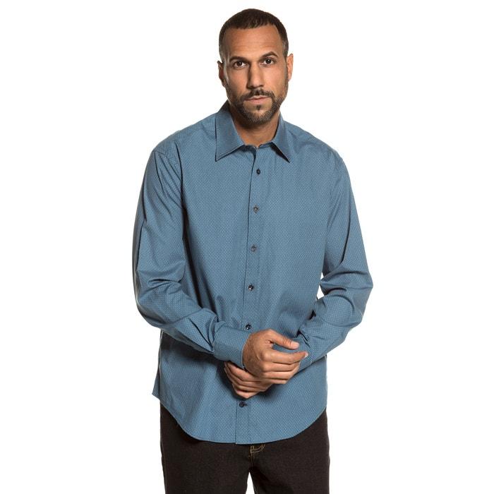 Long-Sleeved Printed Shirt  JP1880 image 0
