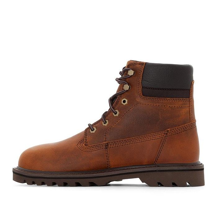 ... Boots cuir DEPLETE WP PACK CATERPILLAR (4) ...