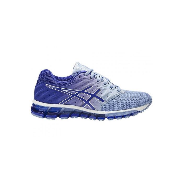 Chaussure de running gel quantum 180 2 - t6g7n-3948 bleu Asics