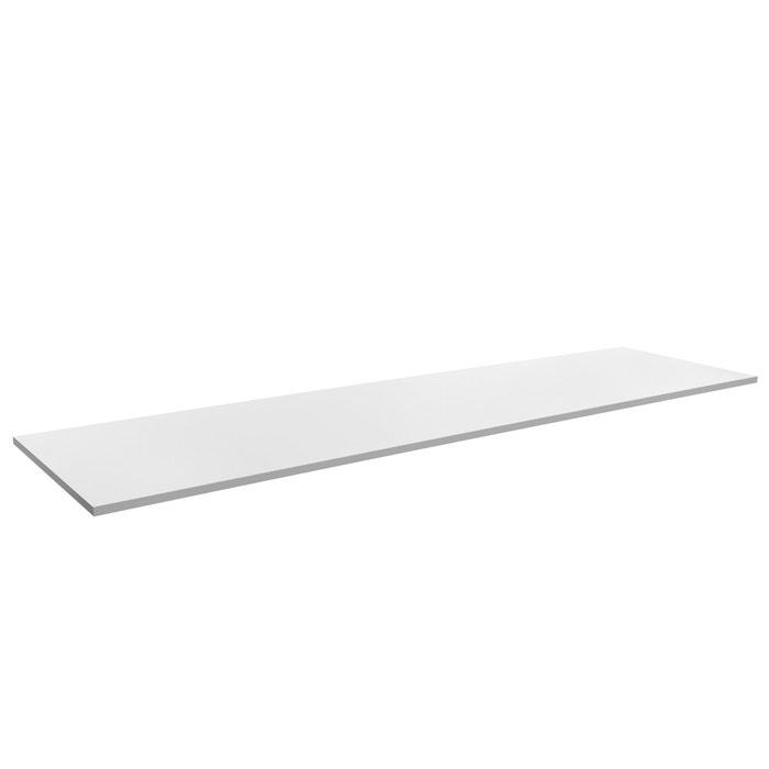 Tablero de escritorio working ancho 250 cm blanco am pm - Tablero escritorio ...