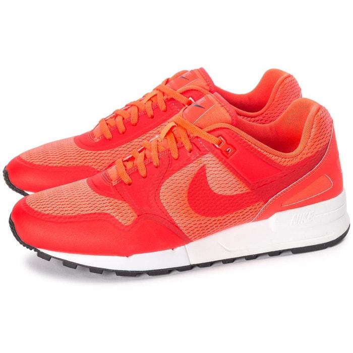 Basket basse nike air pegasus orange Nike