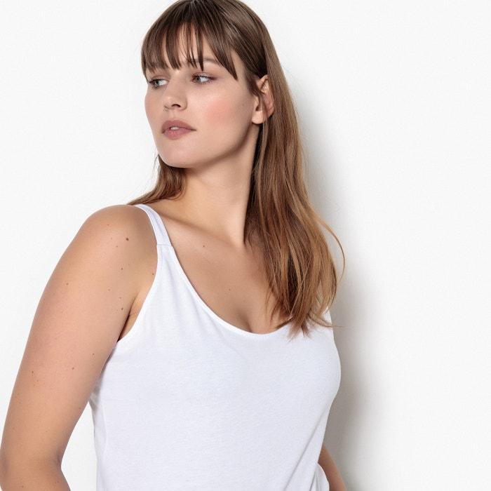 tirantes de camisetas con finos Lote 2 CASTALUNA gRZxXwq