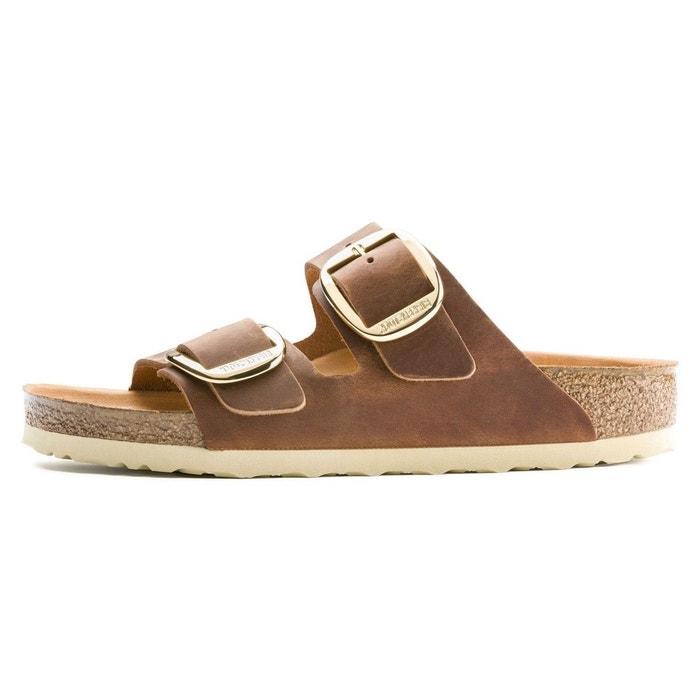 Sandale birkenstock arizona big buckle - bk1011256  marron Birkenstock  La Redoute