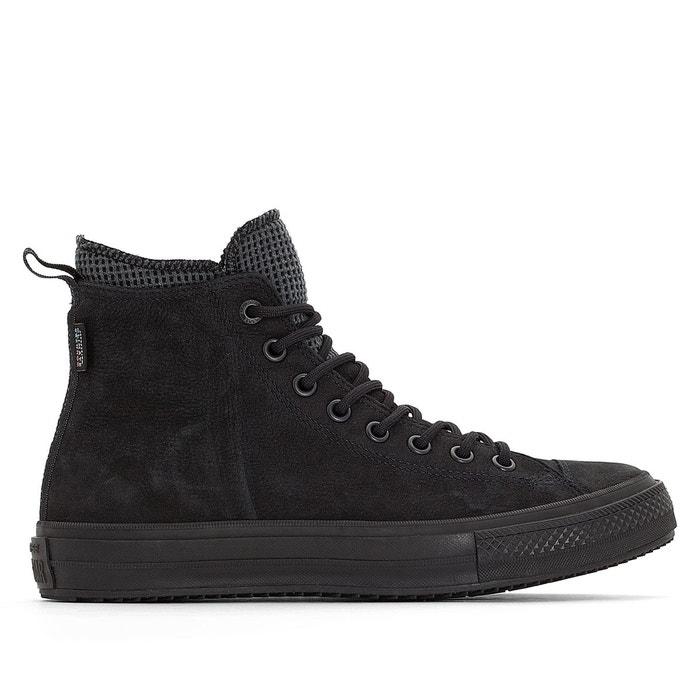 a34affc61f128 Baskets chuck taylor all star wp boot noir noir Converse