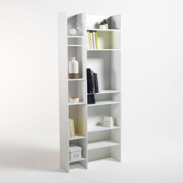 biblioth que design mdf peinte doll blanc la redoute interieurs la redoute. Black Bedroom Furniture Sets. Home Design Ideas