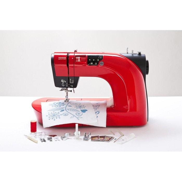 machine coudre lectronique oekaki renaissance rouge toyota la redoute. Black Bedroom Furniture Sets. Home Design Ideas