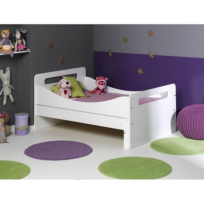 pack lit volutif blanc matelas tiroir blanc alfred et compagnie la redoute. Black Bedroom Furniture Sets. Home Design Ideas
