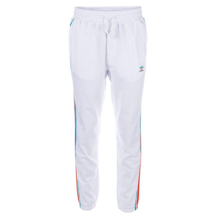pantalon adidas blanc pour homme