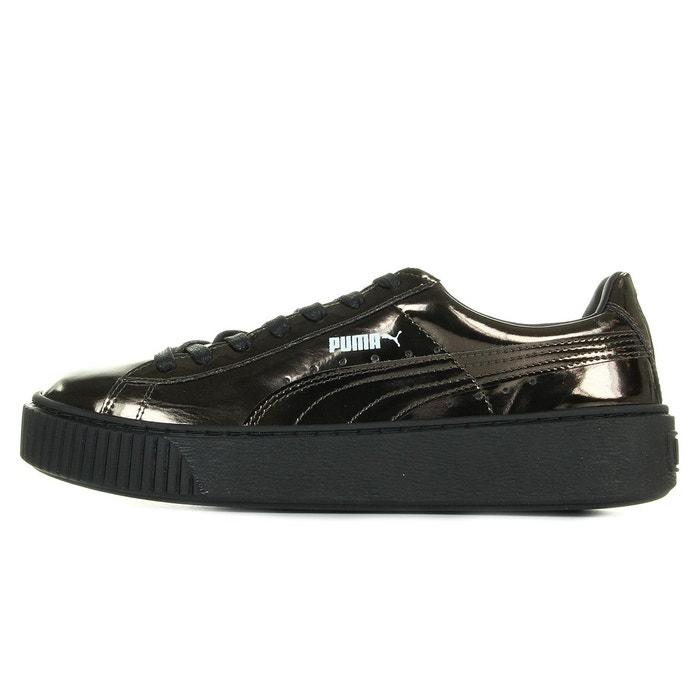Basket puma platform - 362339-03 noir Puma