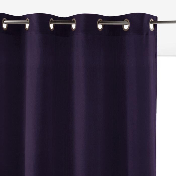 Tenda in velluto con occhielli VELVET  La Redoute Interieurs image 0