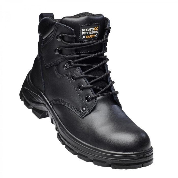 Chaussures montantes de sécurité crumpsall  noir Regatta  La Redoute