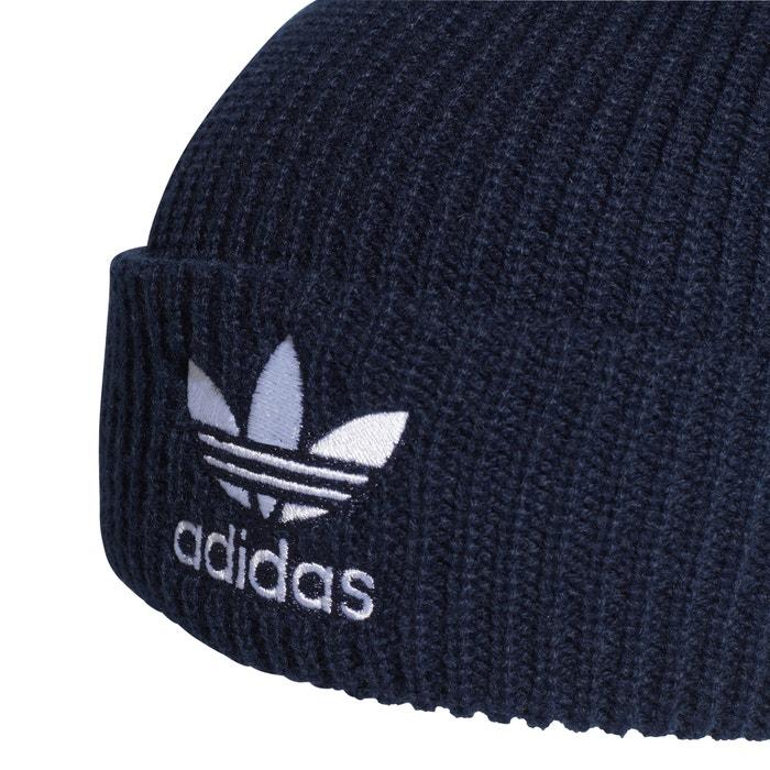 Gorro pom pom beanie marinho Adidas Originals  f4e0b1eb608