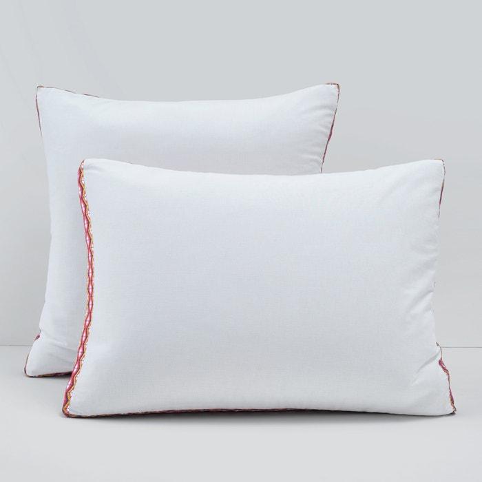 Image Aruban Single Pillowcase La Redoute Interieurs