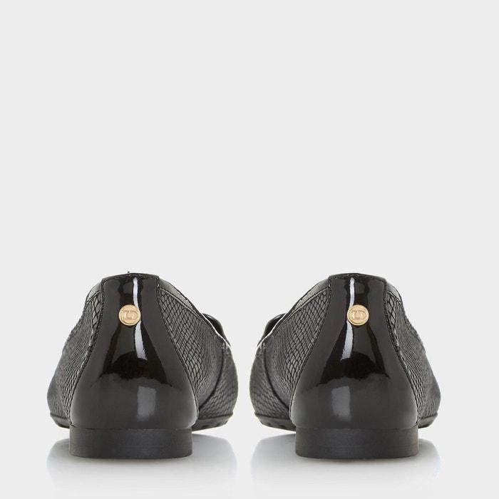 Chaussures à enfiler à bout rapporté - genevene Dune London