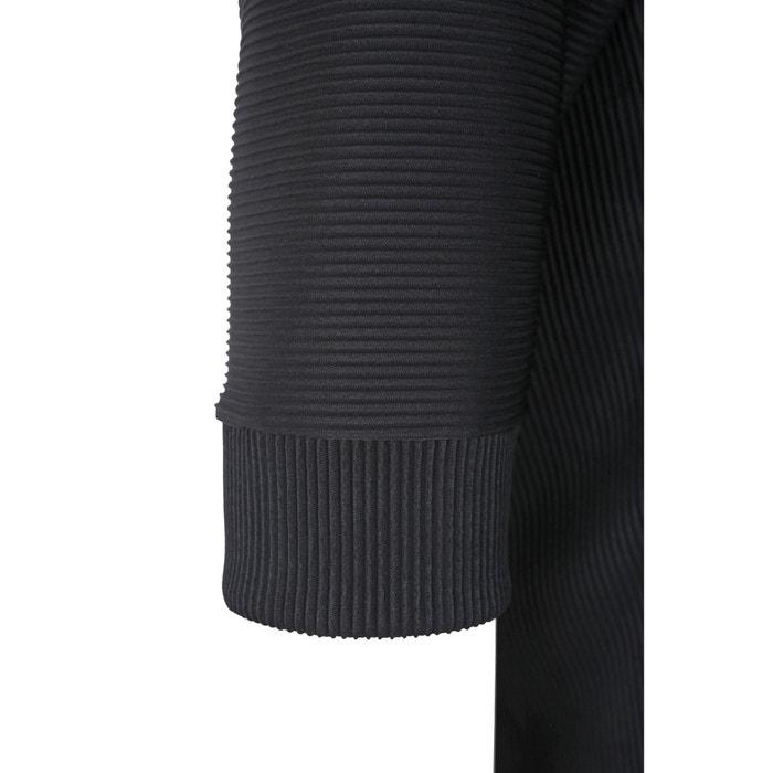 liso rodilla evas 4 3 FASHION 233; Vestido la patinadora MAT largo estilo manga por 1SEqv4