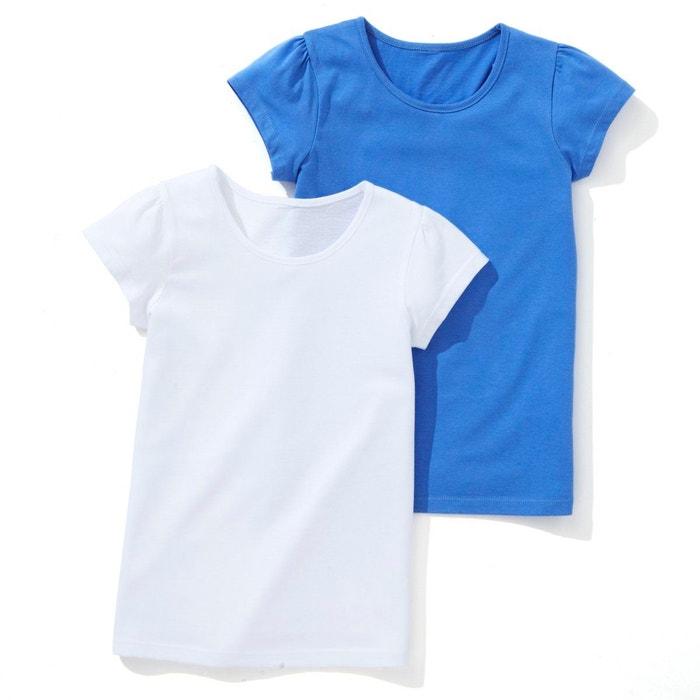 lot de t shirts 3 12 ans la redoute collections la redoute. Black Bedroom Furniture Sets. Home Design Ideas
