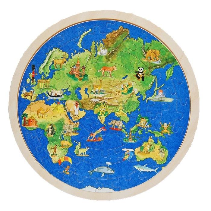 c1bc77fe787 Puzzle globe terrestre Goki