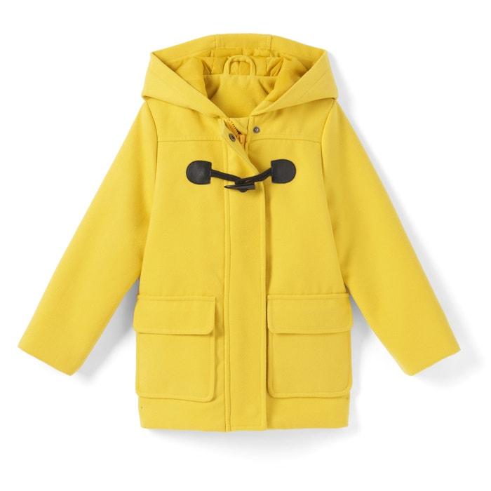 Hooded Duffle Coat, 3-12 Years  La Redoute Collections image 0