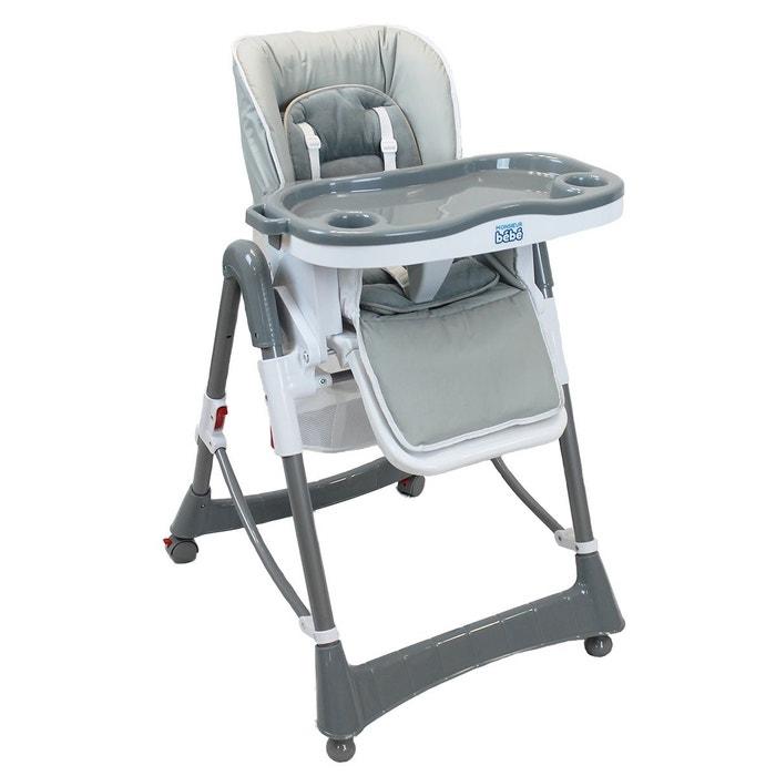 chaise bébé pliable peu encombrante