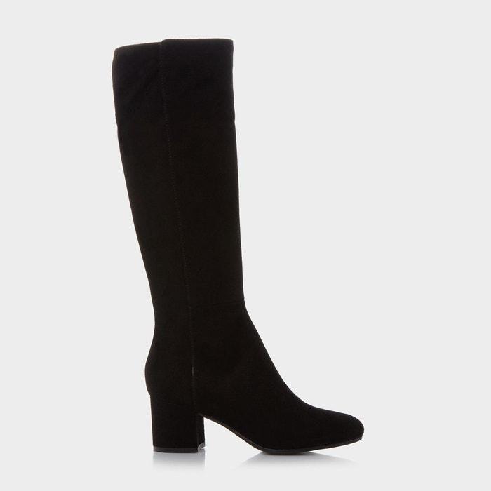 Block heeled knee high boot Apprendre À Acheter En Ligne Acheter Des Prix Pas Cher Beaucoup De Styles 2kKdrYlxQ