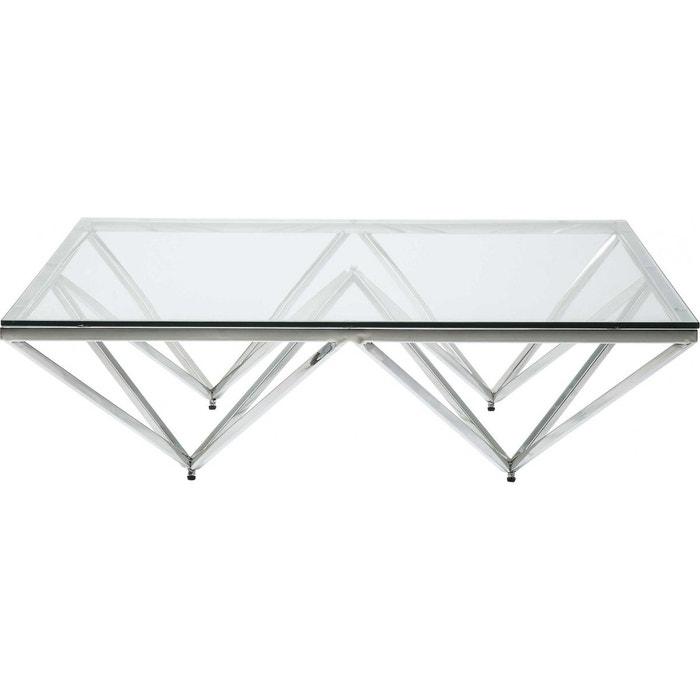 table basse carr e network kare design gris kare design. Black Bedroom Furniture Sets. Home Design Ideas