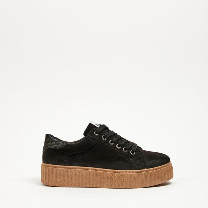 Basket anabelle noir  noir Lpb Shoes  La Redoute