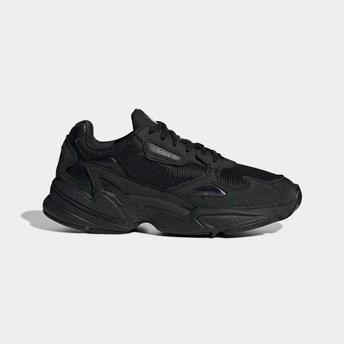 Baskets falcon noir Adidas Originals | La Redoute