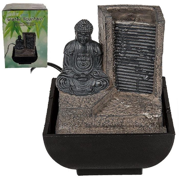 Mini Fontaine Du0027intérieur Bouddha En Polyrésine 16 Cm Modèle 1 OUTWELL
