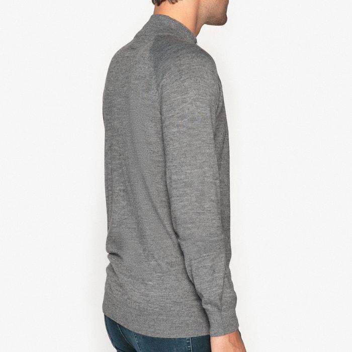 La Collections cremallera con cuello Jersey de Redoute alto 70Rr7