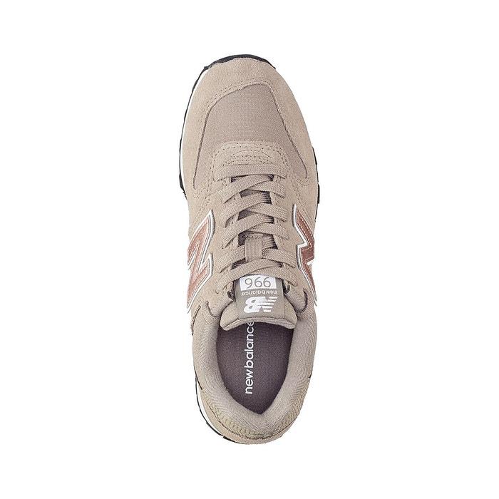 Baskets wr996mo beige New Balance