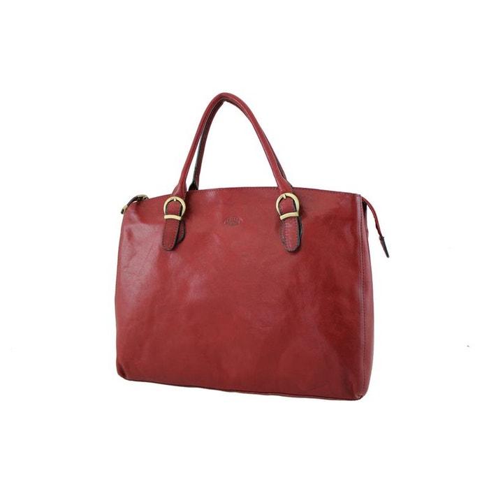 Sac shopping katana en cuir de vachette collet k 82534 Katana | La Redoute Réduction Trouver Une Grande hLcO5Z