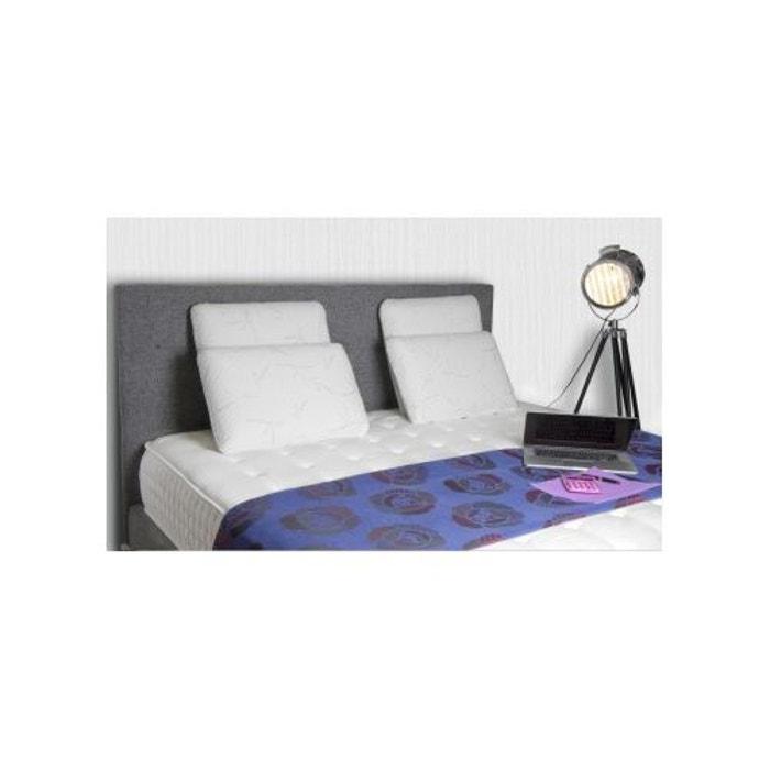 oreiller m moire de forme visco elastique blanc home maison la redoute. Black Bedroom Furniture Sets. Home Design Ideas