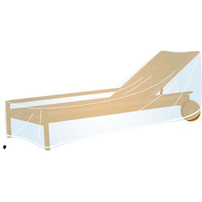 housse de protection pour bain de soleil couleur unique campingaz la redoute. Black Bedroom Furniture Sets. Home Design Ideas