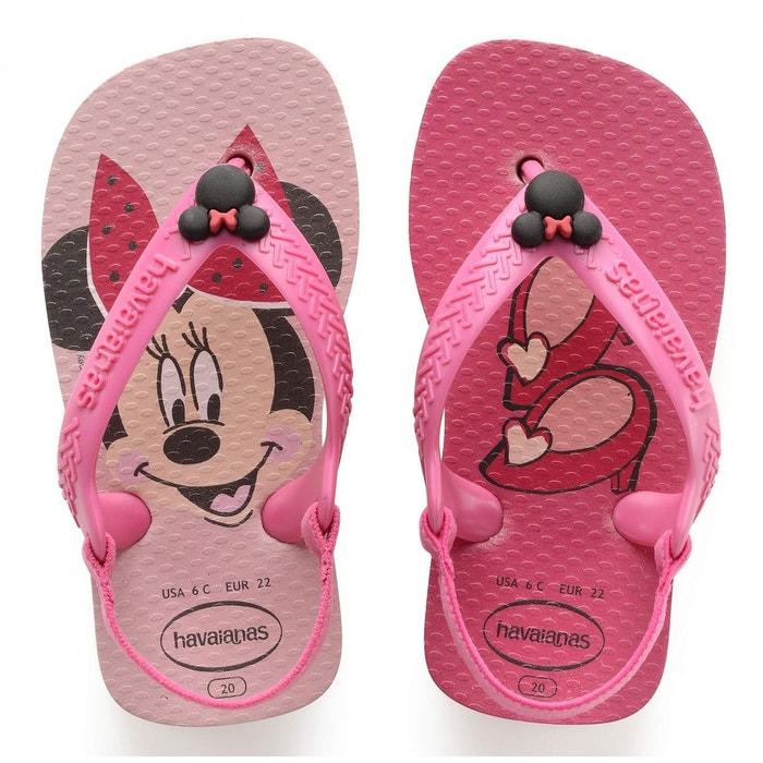 tong bb disney havaianas image 0 - Bebe Disney