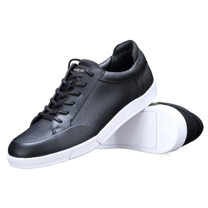 Basket Calvin Klein Balin Brushed Leather Saf B... 2ZP51t