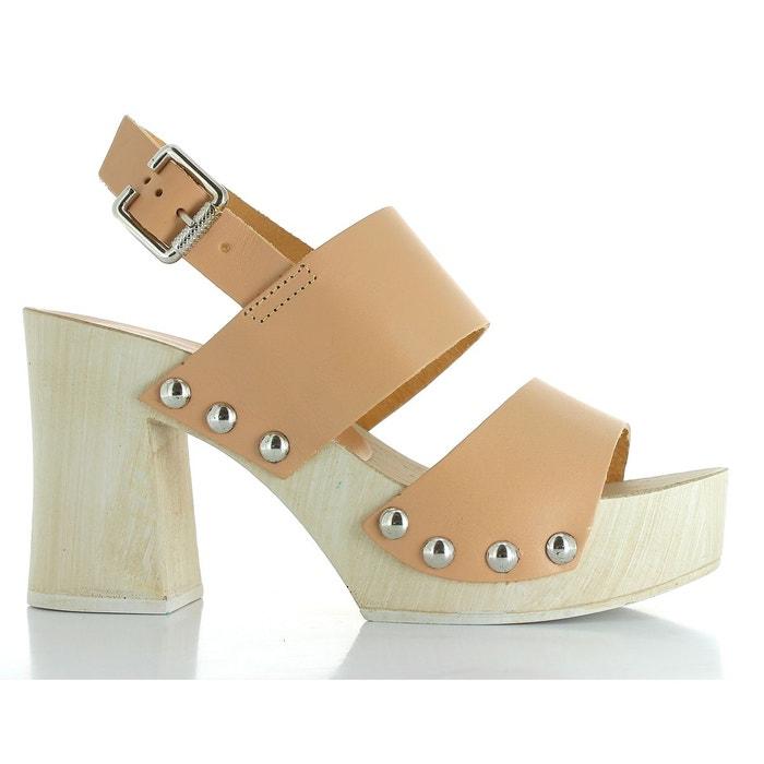 Sandales xerys 869 poudre Elizabeth Stuart Acheter Pas Cher Boutique authentique hfErGlbMy