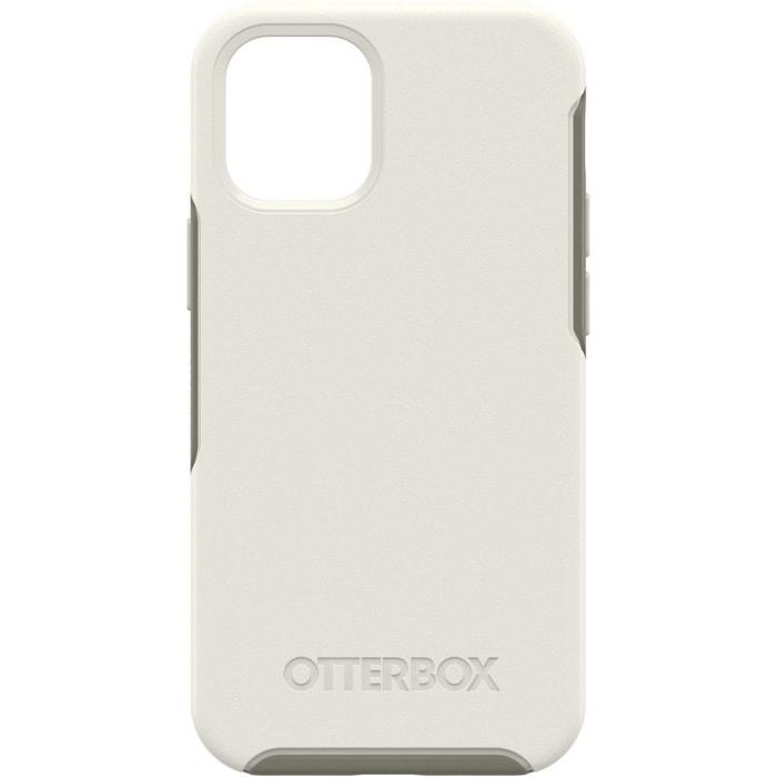 Coque iPhone 12 mini Symmetry Magsafe blanc