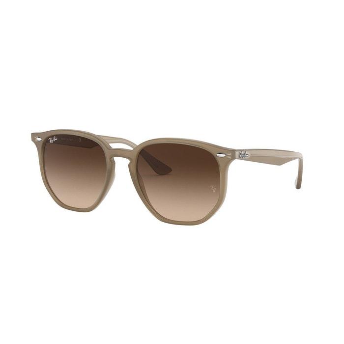 lunette marron ray ban