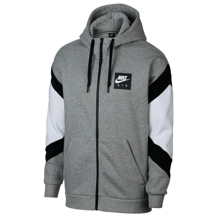74d913d690e3 Cotton mix logo hoodie