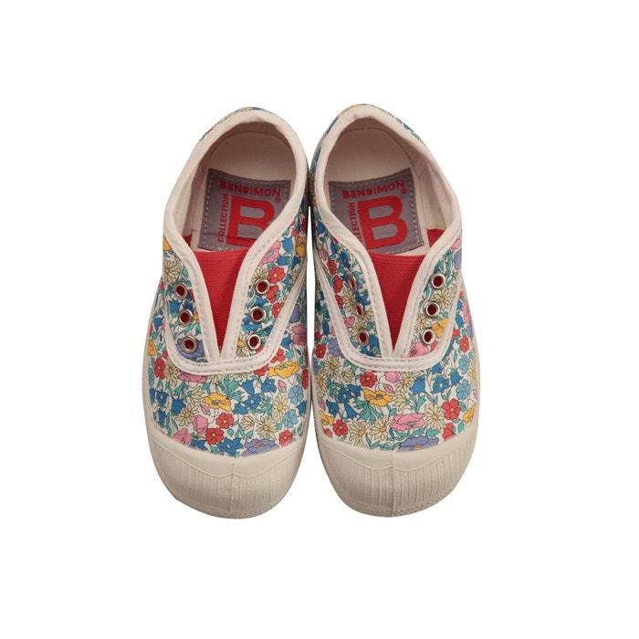 483ee70116cd10 Sneakers elly liberty motiv blumen Bensimon   La Redoute