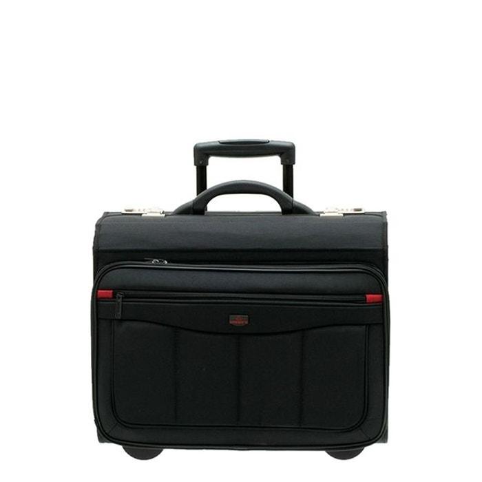 8383cd1426 Pilot-case à roues v015367>synthétique monte carlo 01 - black Davidt ...