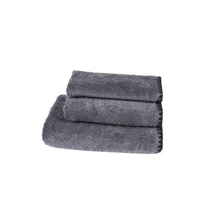 drap de bain issey granit harmony la redoute. Black Bedroom Furniture Sets. Home Design Ideas