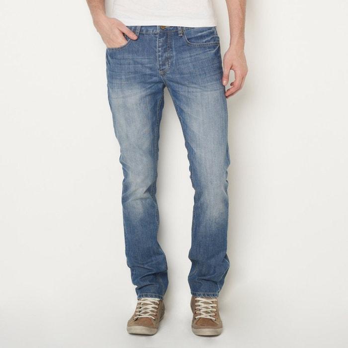 Slim-Fit-Jeans, Länge 32  La Redoute Collections image 0