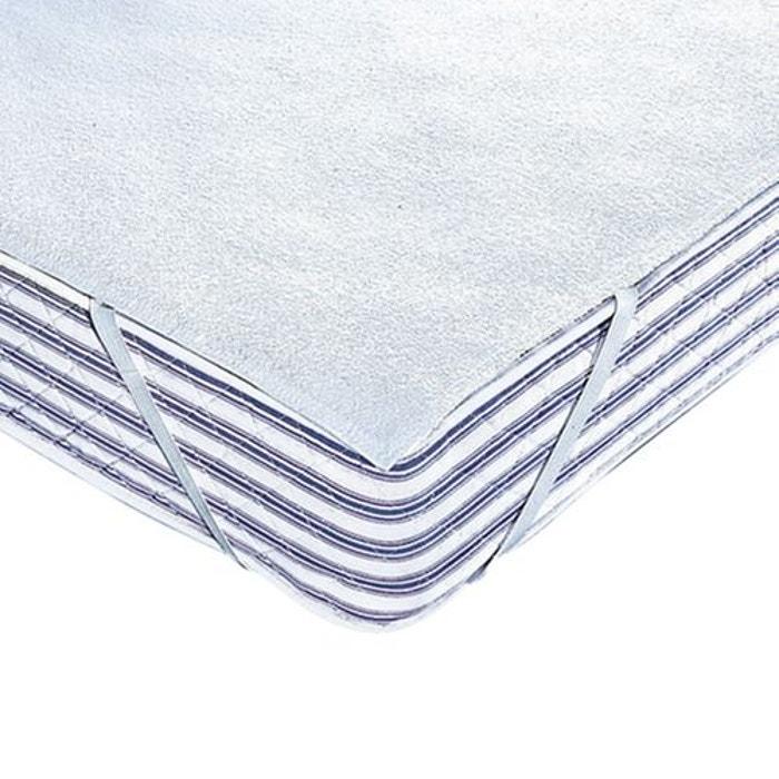 prot ge matelas ponge 250 g m enduite polyur tha blanc reverie la redoute. Black Bedroom Furniture Sets. Home Design Ideas