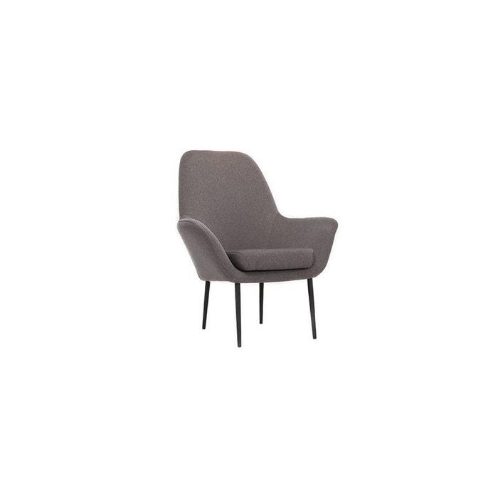 fauteuil design oswald fauteuil miliboo la redoute. Black Bedroom Furniture Sets. Home Design Ideas