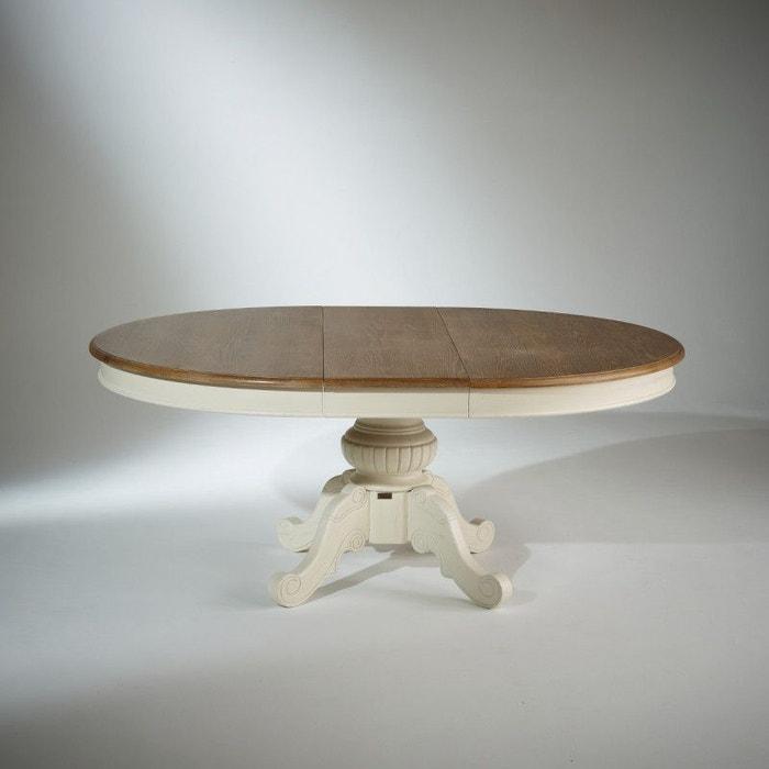 10 Extensible À Table CouvertsBlancheAmboise 8 XPZuki