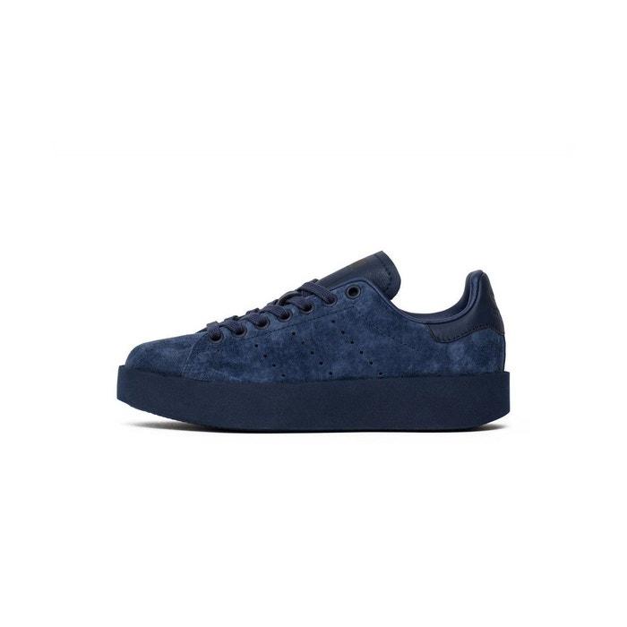 Basket adidas originals stan smith bold - da8653 bleu Adidas Originals
