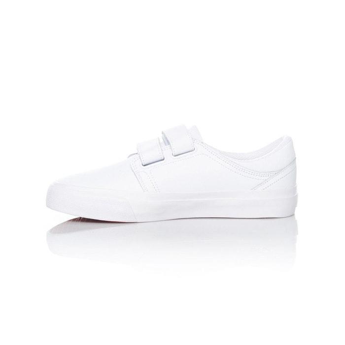 Chaussures femme trase v se blanc Dc Shoes